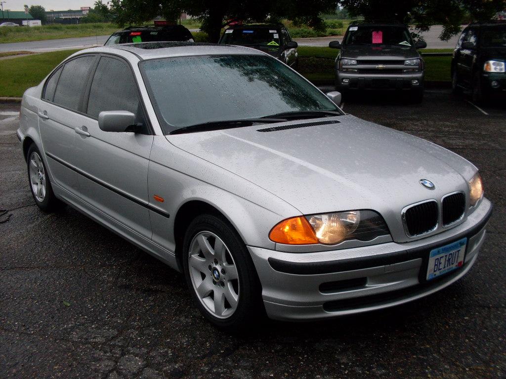 Ride Auto: 2000 BMW Silver