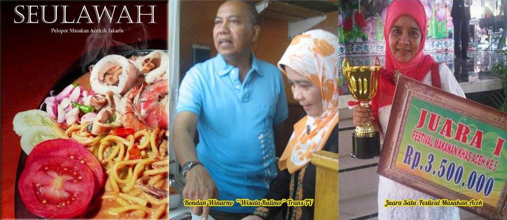 Mie Aceh SEULAWAH | Juara Masakan Aceh