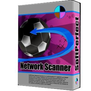 SoftPerfect Network Scanner