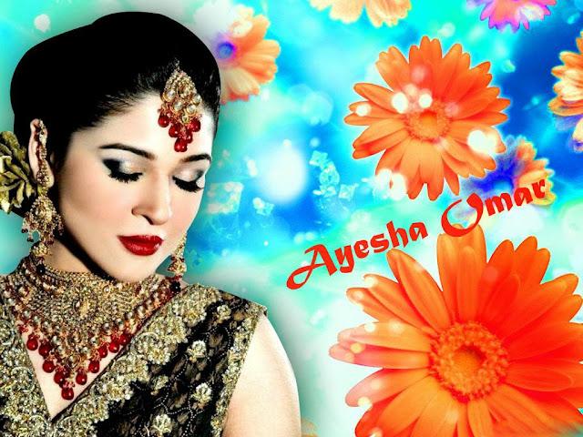 Ayesha Omar hd wallpapers