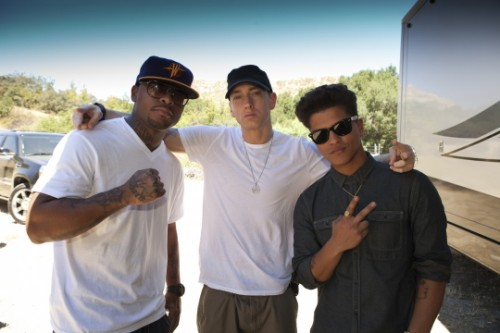 Bruno mars hook up