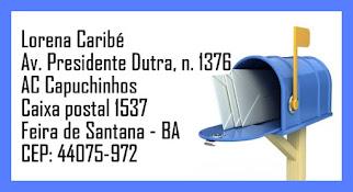 ENVIE CARTAS PARA: