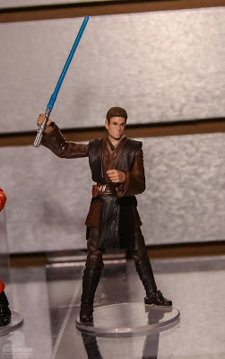"""Hasbro Star Wars 2013 Toy Fair Display Pictures - The Black Series 3.75"""" figure"""