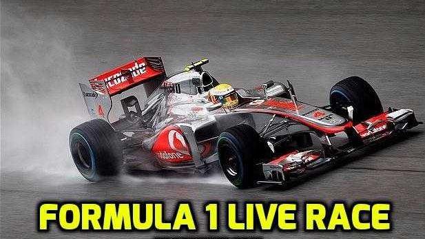 FORMULA 1 LIVE