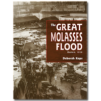 The Great Molasses Flood Cover