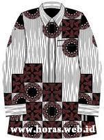 design batik batak