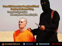 Para Ahli Berusaha Mengidentifikasi Pembunuh James Foley, Orang Bertopeng itu Kemungkinan Orang Inggris