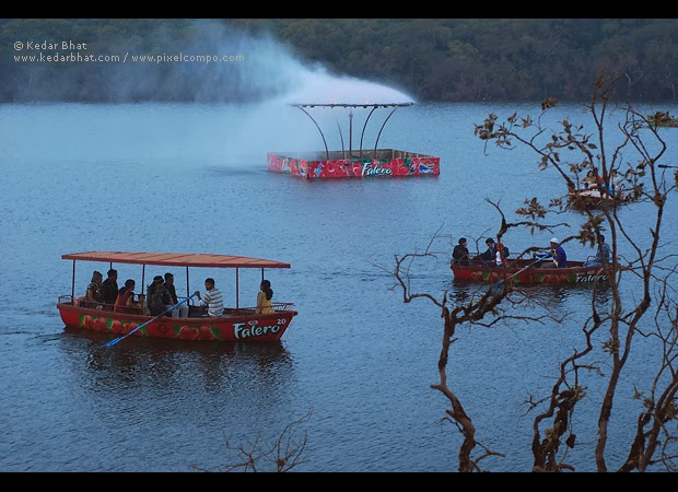 Venna Lake Mahabaleshwar India