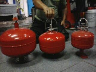 Alat Pemadam Kebakaran Thermatic