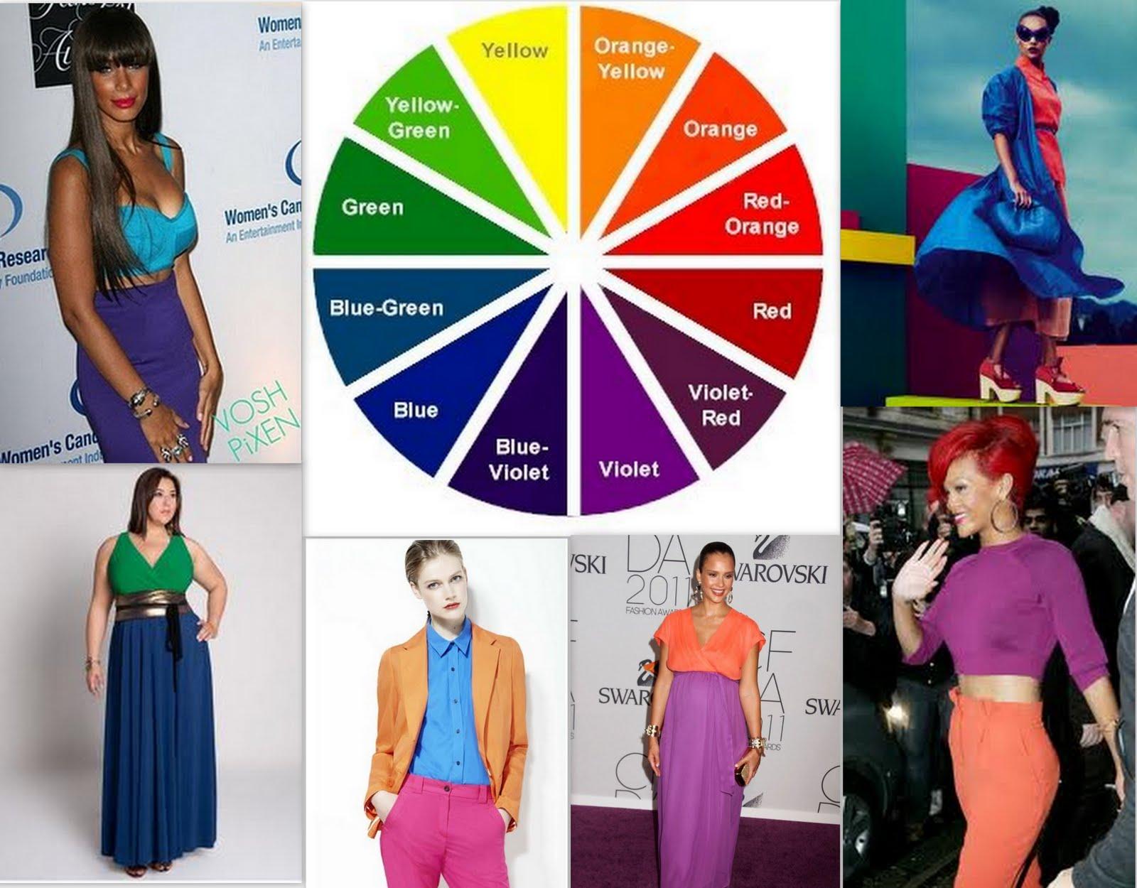 color block fashion