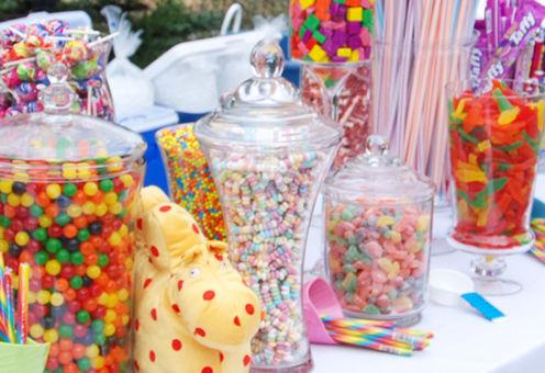 Candy Bar El Concepto De Candy Bar Se Presenta Hoy En Dia De Manera