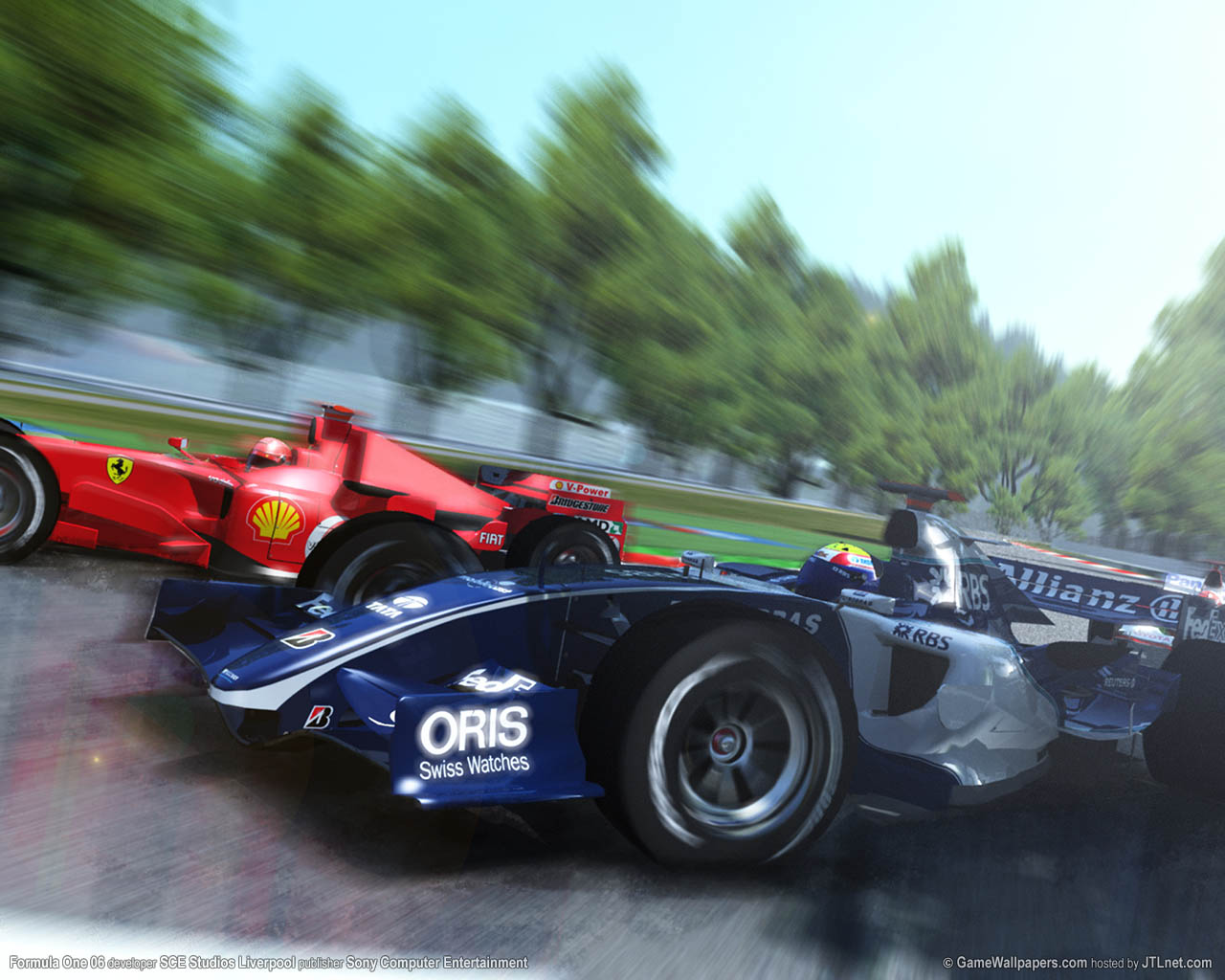 formula one racing simulation - photo #40