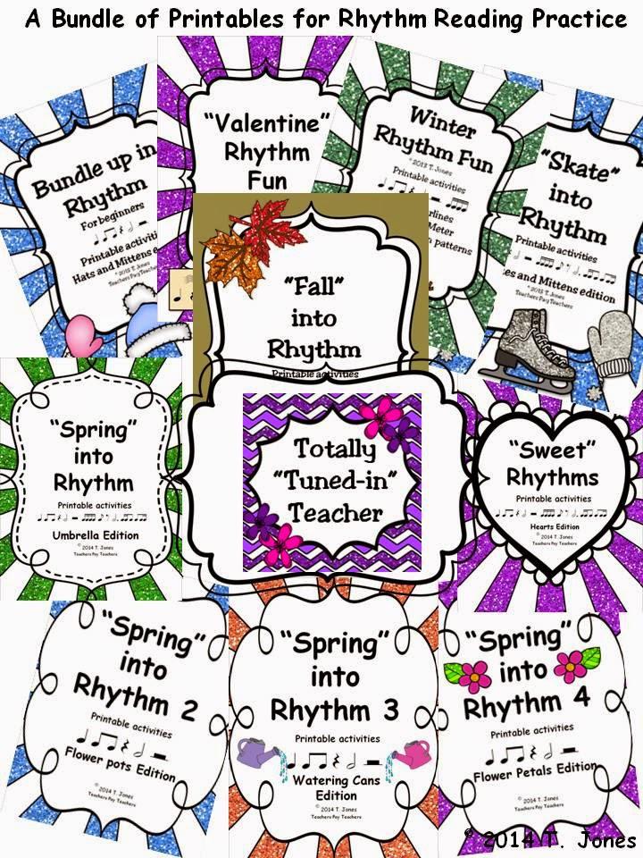 http://www.teacherspayteachers.com/Product/Rhythm-Fun-Through-the-Seasons-Music-Assessments-for-Rhythm-Values-1368371