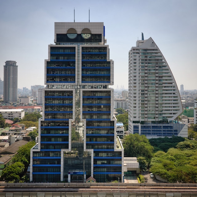 The Robot Building (Bangkok, Thailand)