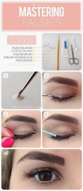Mastering falsies for ladies