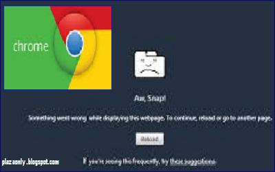 Penyebab Google Chrome Tidak Bekerja Dengan Baik