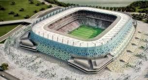 Arena Pernambuco, no Recife