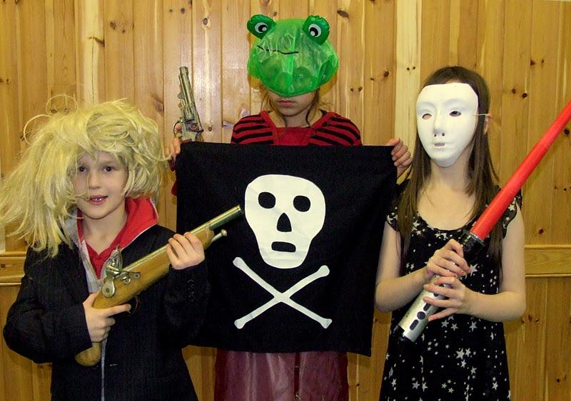 Fair Isle: Henry's 11th Birthday Party