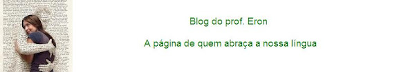 BLOG DO PROFESSOR ERON