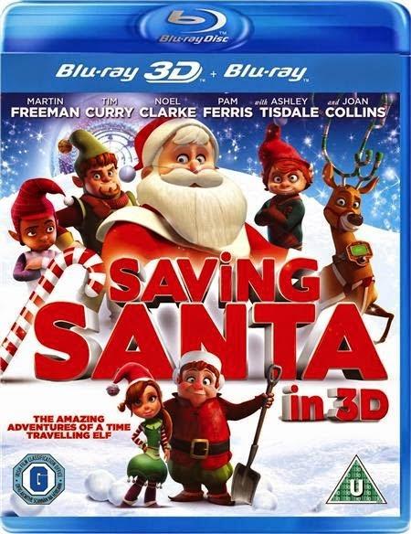 ดูการ์ตูน Saving Santa ขบวนการภูตจิ๋ว พิทักษ์ซานตาครอส