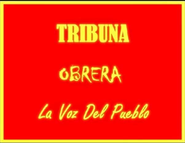 TRIBUNA OBRERA