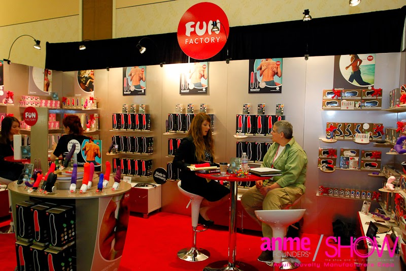 Fun Factory at ANME Expo