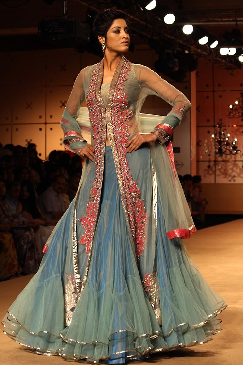 A WEDDING PLANNER: Anarkali Lehengas and Bridal Lehengas Sabyasachi Anarkali 2014