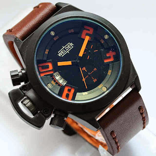Welder K-27 Brown Orange