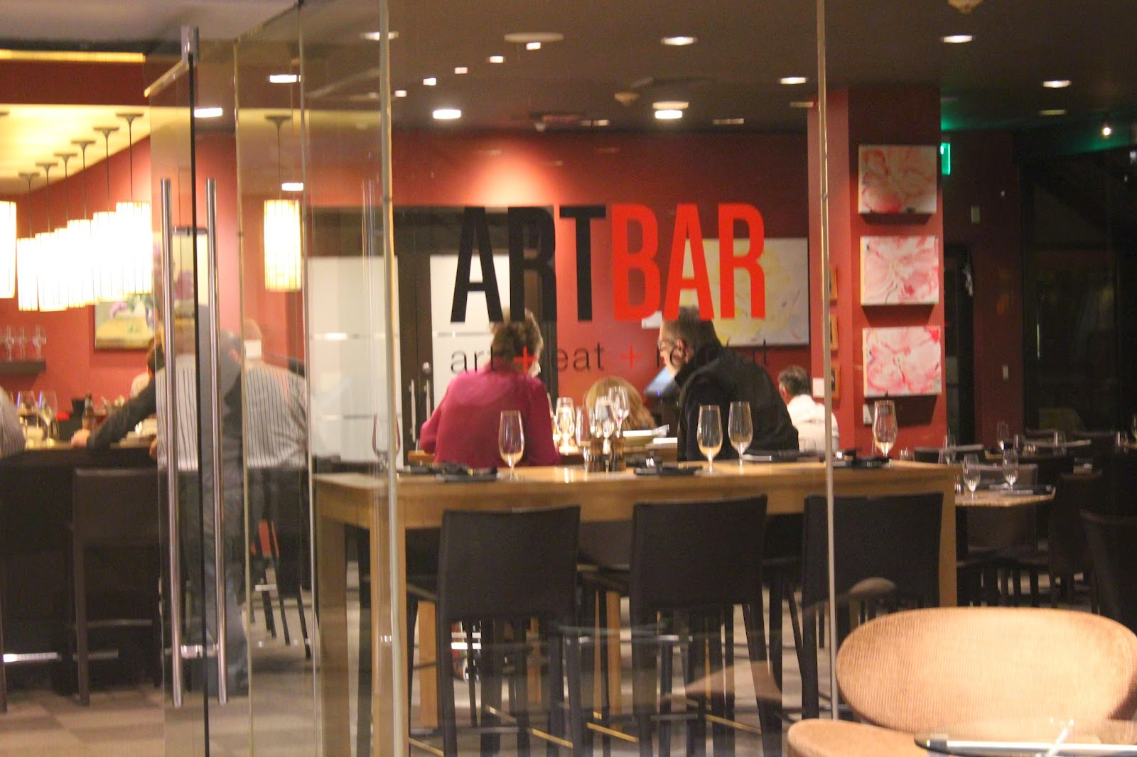 ArtBar at the Royal Sonesta Boston