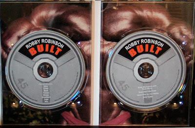 """ROBBY ROBINSON's 2-DISC INSTRUCTIONAL BODYBUILDING DVD """"BUILT"""" THE WINNER OF HOUSTON INTERNATIONAL FILM FESTIVAL ▶ www.robbyrobinson.net/dvd_built.php"""