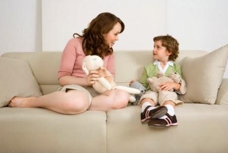 Cara Mengetahui Arti Panggilan Anak Kepada Ibu