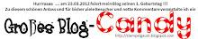 Blog-Candy bei Stempelgaudi  nur noch bis zum 13.April 23.59 Uhr
