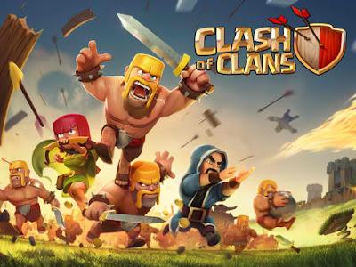 Cheat Clash of Clans Mod Apk Terbaru Gratis 2015