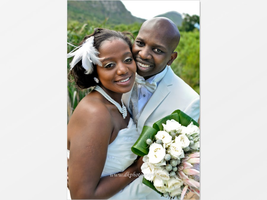 DK Photography Slideshow-1840 Noks & Vuyi's Wedding | Khayelitsha to Kirstenbosch  Cape Town Wedding photographer