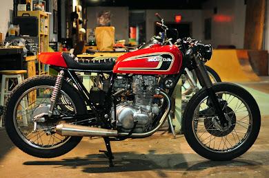 Honda CB 360 Cafe