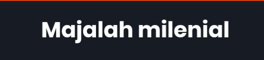 Majalah milenial