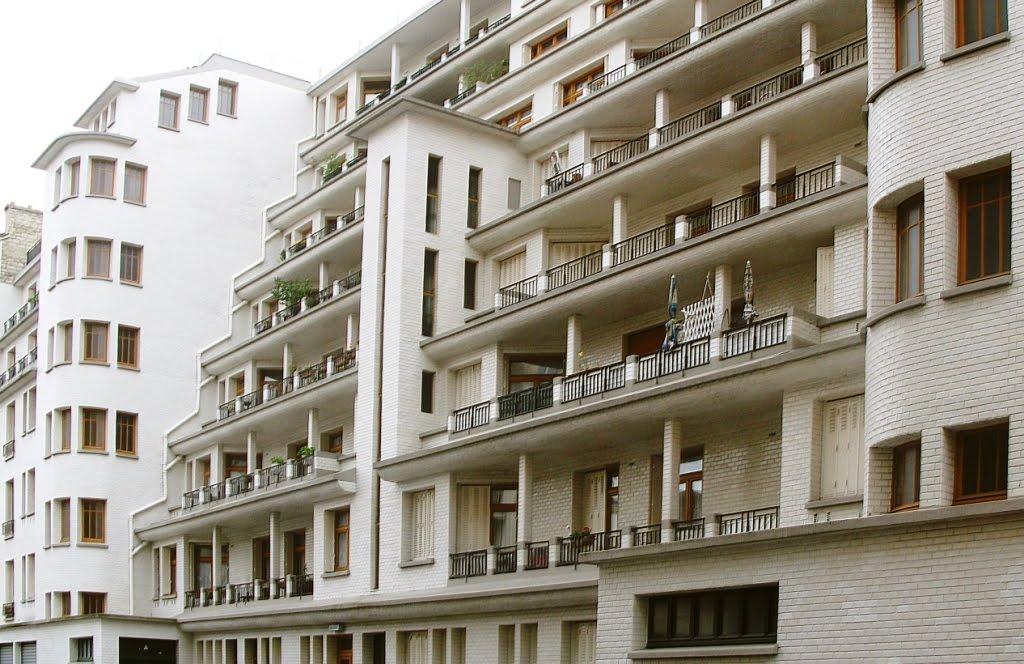 Blog de phaco henri sauvage paris for Piscine des amiraux