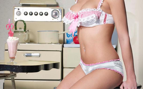 O Lugar Da Mulher É Na Cozinha