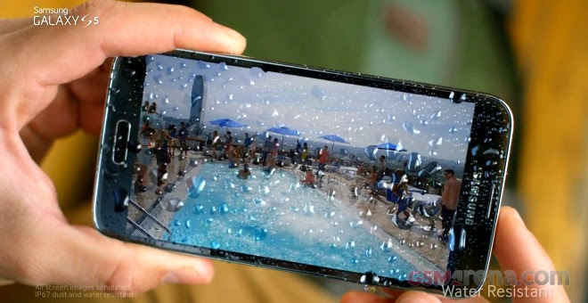 Samsung Galaxy S5 official TV commercial goes live