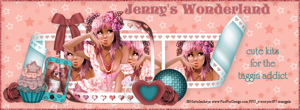 Jenny's Wonderland
