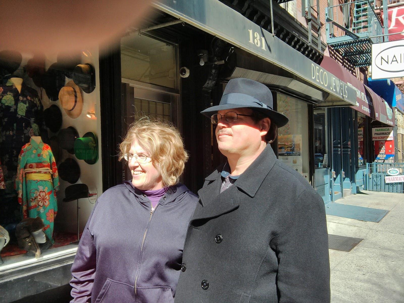 Stetson Hat NY