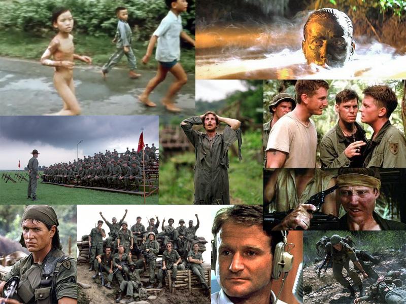 Películas sobre la Guerra de Vietnam!