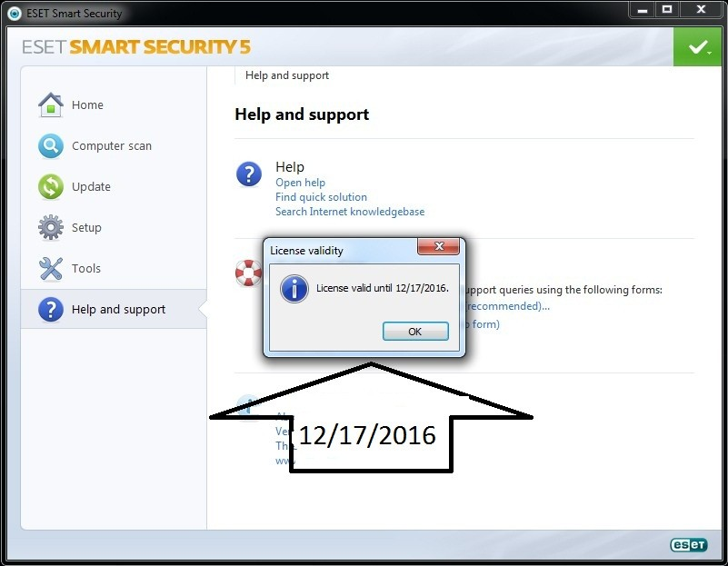 download eset smart security 4 offline update