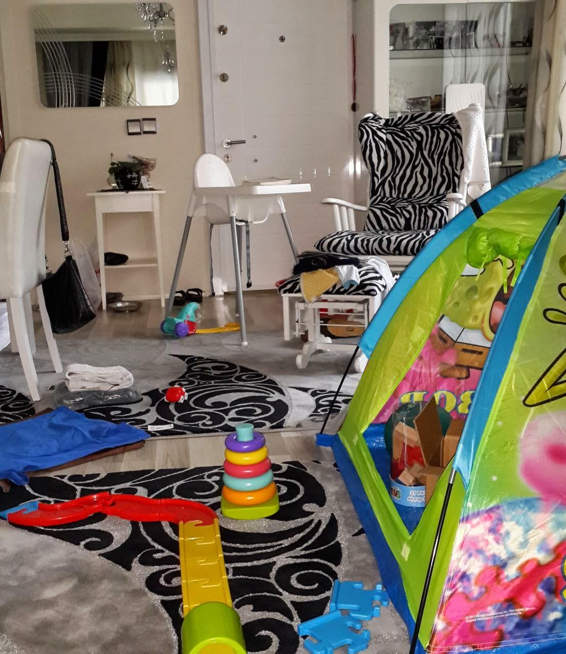 bebek çadırı