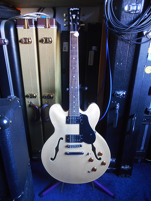 Radiotone 335 guitar