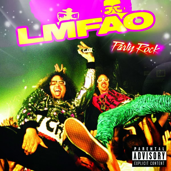 LMFAO - Party Rock (Includes Digital Booklet)  Cover