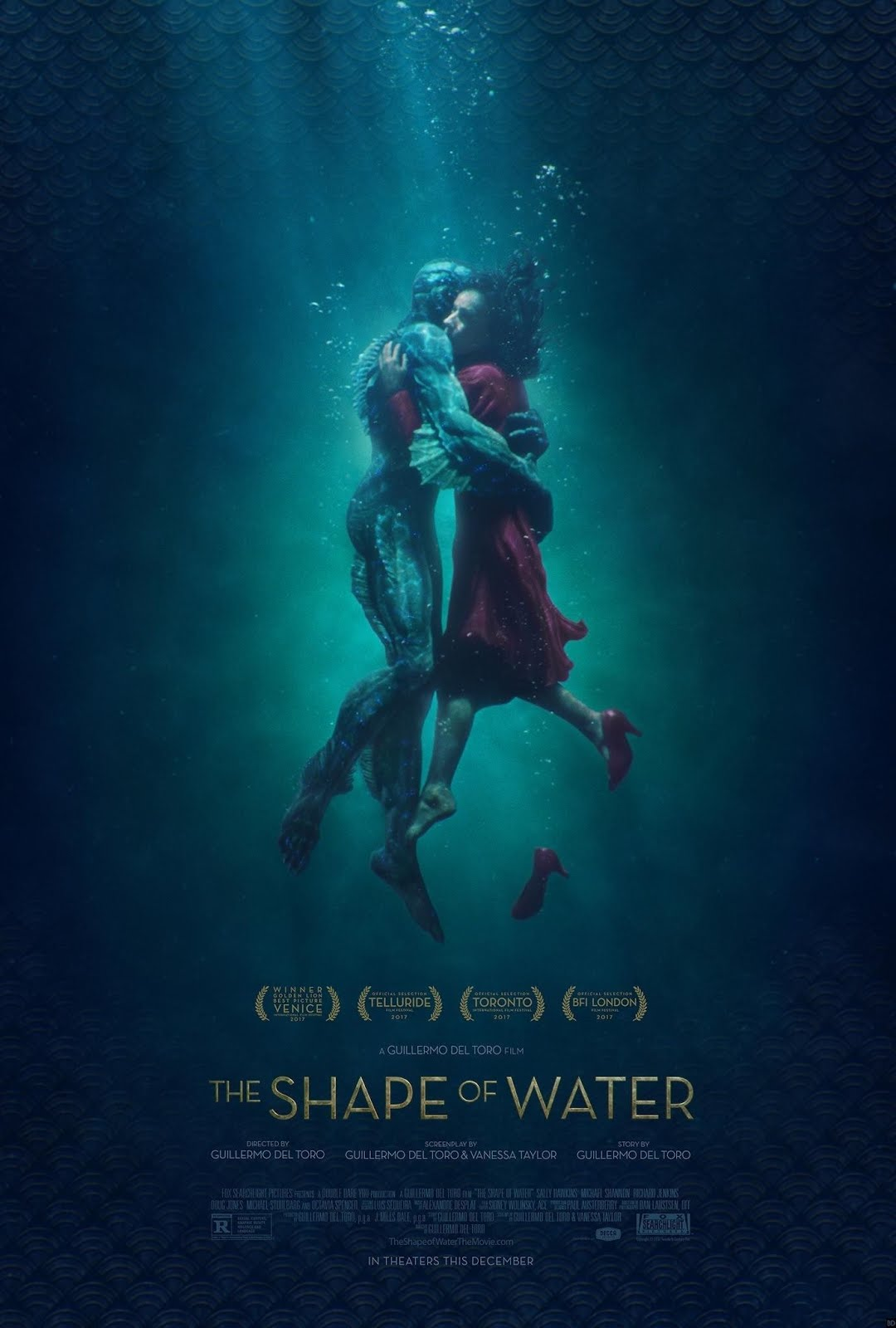 Poster de The Shape of Water