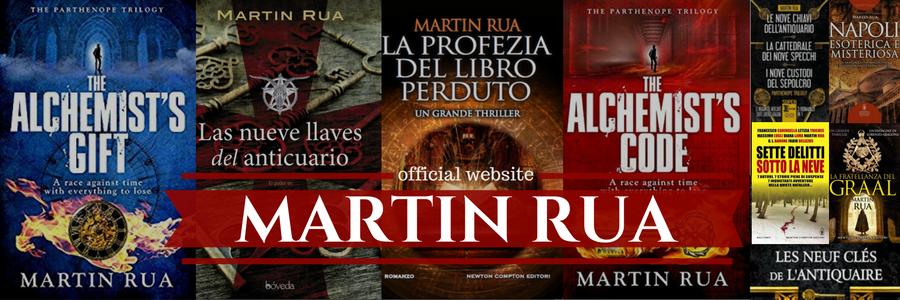 Martin Rua - Official Website