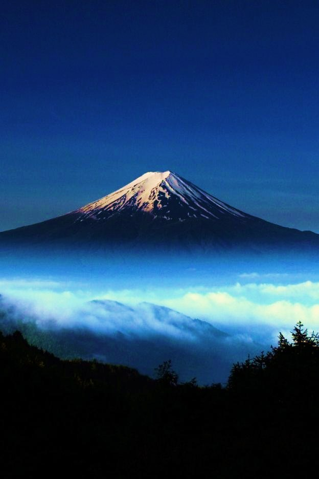 Mount Fuji Japan  city pictures gallery : Amazing JPG: Mount Fuji, Japan