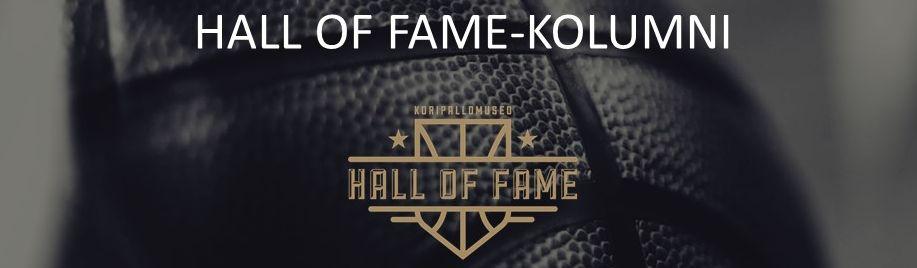 Hall of Fame - KOLUMNI